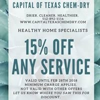 Capital of Texas Chem-Dry