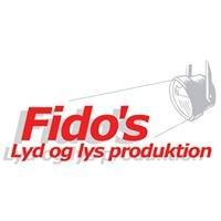 Fidos lyd og lys produktion
