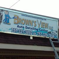 Brown's View  Auto Detailing & Restoration