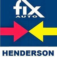 Fix Auto Henderson