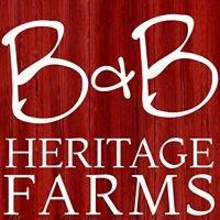B&B Heritage Farms