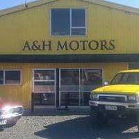 A & H Motors 2015 Ltd