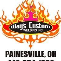 Way's Custom Welding and Fabrication