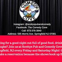 Scotty's Pub  & Comedy Cove