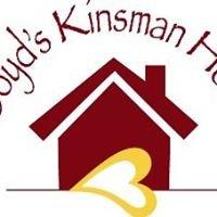 Boyd's Kinsman Home
