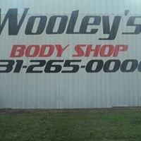 Wooley's Body Shop