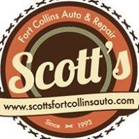 Scott's Fort Collins Auto