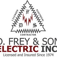 D Frey and Son Electric Inc