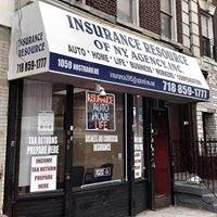 Insurance Resource of NY Agency, Inc.