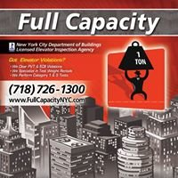 NYC  Elevator Inspection Agency - Full Capacity, LLC