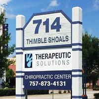 Therapeutic Solutions Chiropractic & Wellness Center