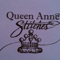Queen Anne Stitches Needlepoint