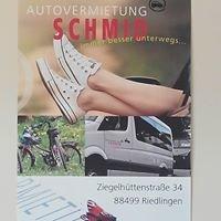 Autovermietung Schmid Riedlingen