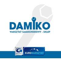 Eurowarsztat Damiko Auto Części, Serwis