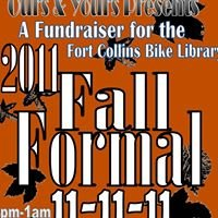 2011 Fall Formal: A Fundraiser for the Fort Collins Bike Library