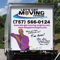 Let's Get Moving & Storage