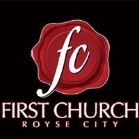 First Church Royse City