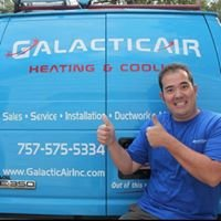 Galactic Air Inc. Heating and Cooling