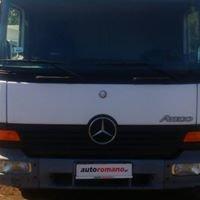 Autoromano części używane do pojazdów Ciężarowych
