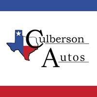 Culberson Autos