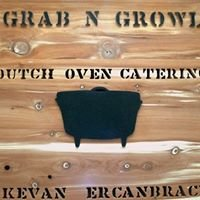 Grab N Growl Dutch Oven Catering