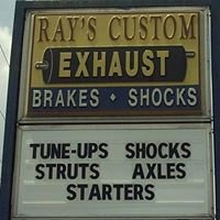 Rays Custom Exhaust Shop LLC