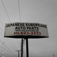 Japanese And European Used Auto Parts