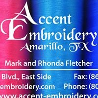 Accent Embroidery