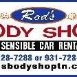 Rod's Body Shop & Sales