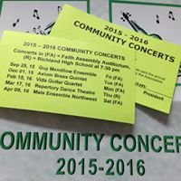 Community Concerts of the Tri-Cities
