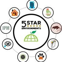 5 Star Environments Pest Control