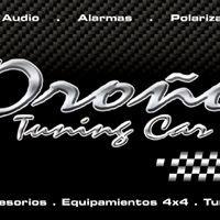 Oroño Tuning Car