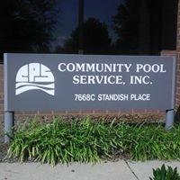Community Pool Service
