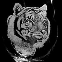 My Way Glass Engraving