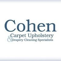 Cohen Carpet & Upholstery Cleaning Specialists