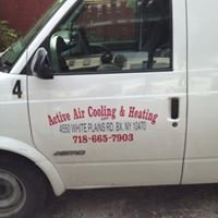 Active Air Cooling & Heating Inc