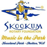 Skookum Rotary's Music in the Park