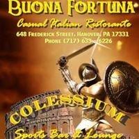 Buona Fortuna Pasta & Pizza Italian Ristorante