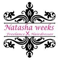 Natasha Weeks Freelance Hairdresser