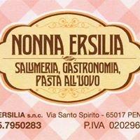 Nonna ersilia gastronomia salumeria pasta all' uovo