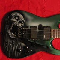 Metalguitarpaintings