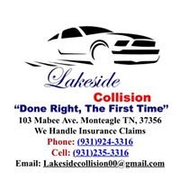 Lakeside Collision