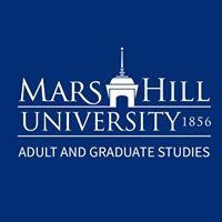 Mars Hill University Adult and Graduate Studies