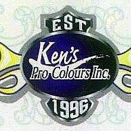 Ken's Pro-Colours
