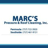 Marc's Pressure & Roof Cleaning, INC.