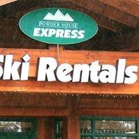 Powder House Ski & Board #5 Express Ski Store