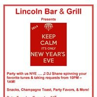 Lincoln Bar & Grill Inc