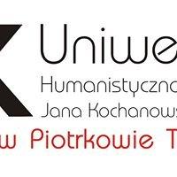 Uniwersytet UJK w Kielcach Piotrkowska Filia UJK