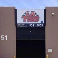 L.A Tyres & Detailing