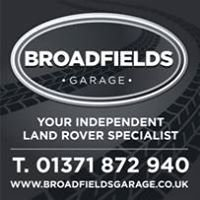 Broadfields garage